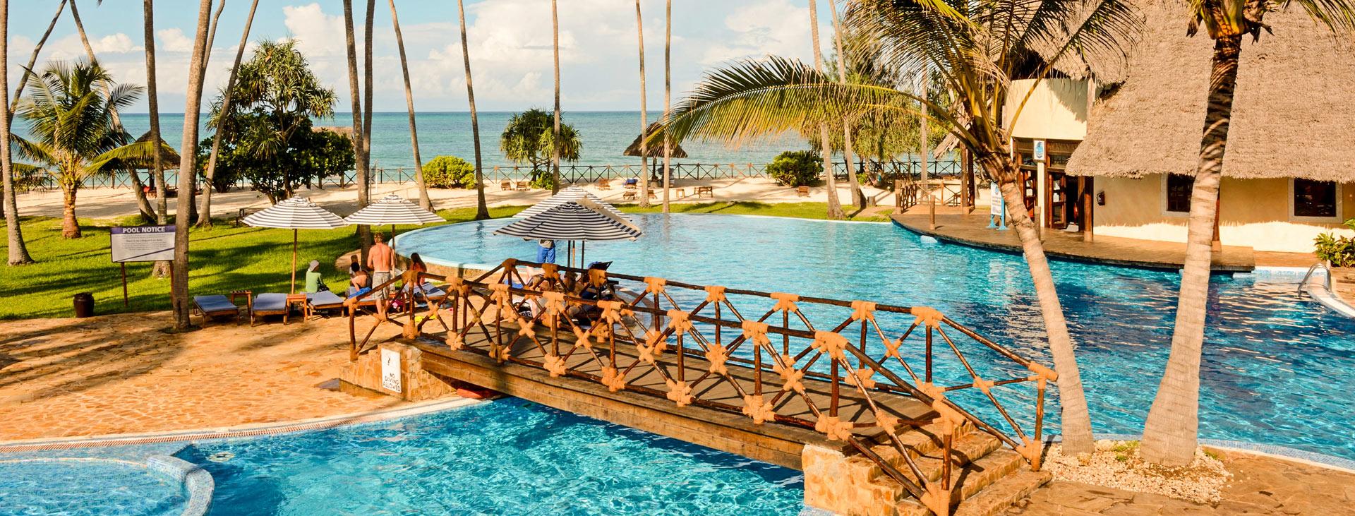 Ocean Paradise Resort & Spa, Sansibar, Tansania