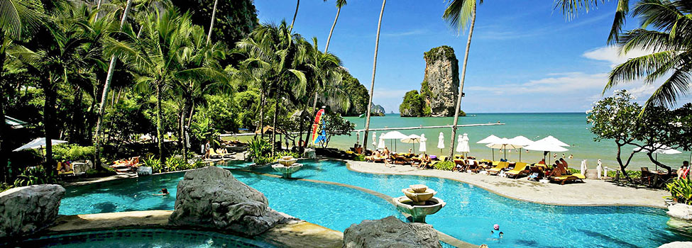 Centara Grand Beach Resort & Villas Krabi, Ao Nang, Krabi, Thaimaa