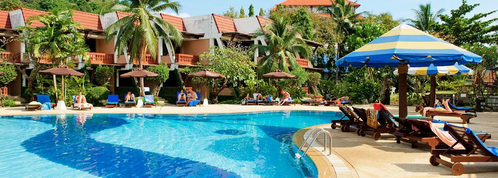 Krabi Resort, Ao Nang, Krabi, Thaimaa