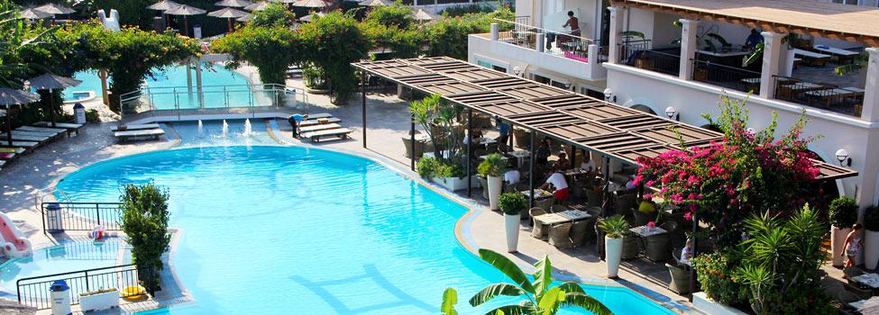Peridis Family Resort, Kosin kaupunki, Kos, Kreikka