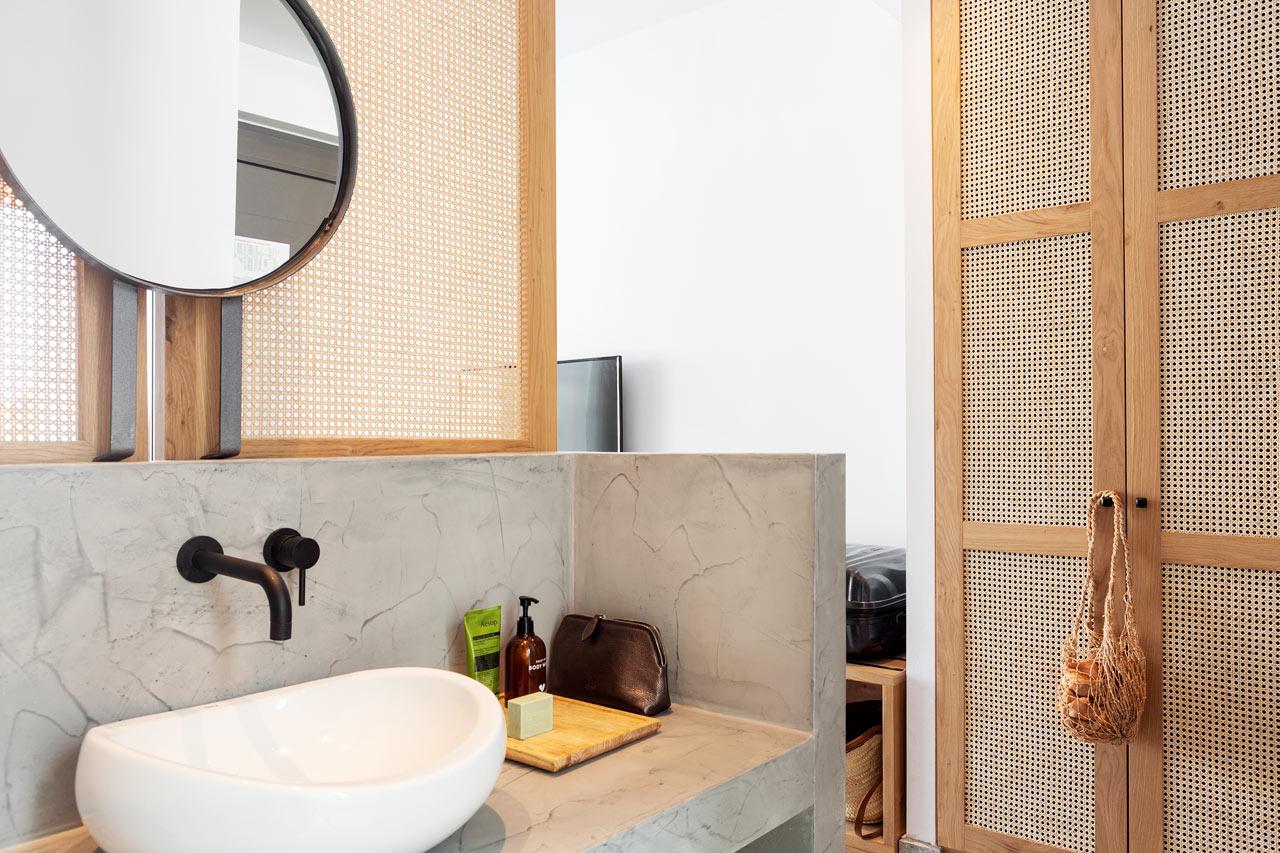 Classic Room, 1 huone, terassilta suora pääsy yksityiseen, jaettuun altaaseen