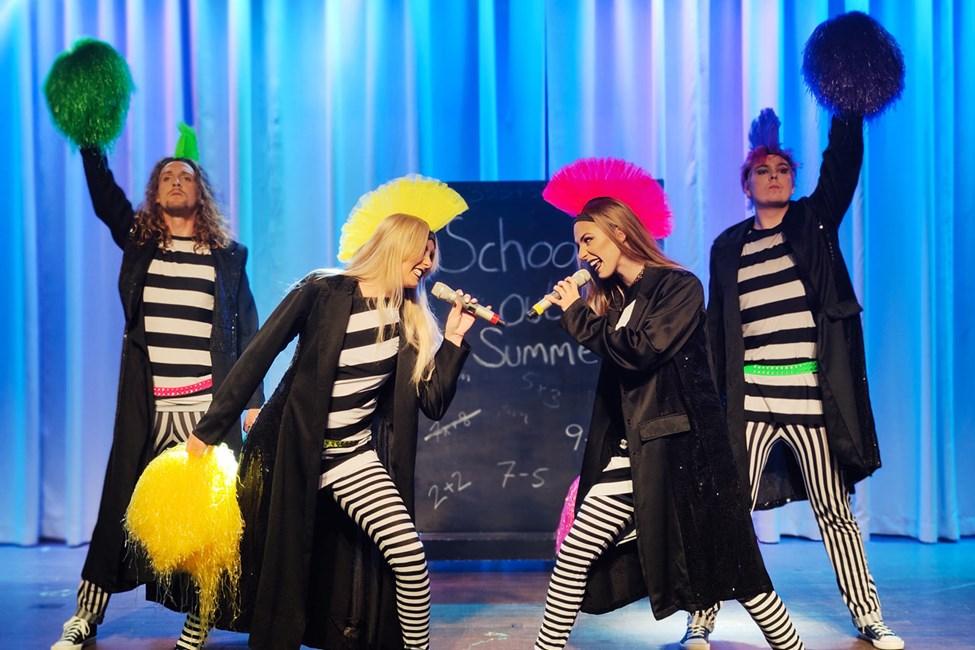 Useimpina iltoina pääset nauttimaan Tjäreborgin showteamin ammattitaitoisista showesityksistä.