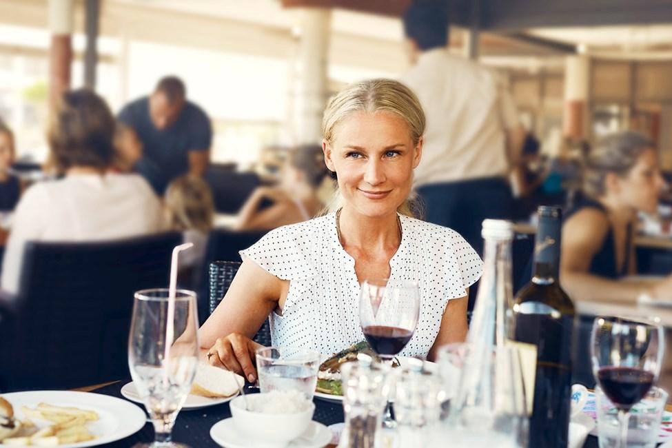 Sunwing Sandy Bay Beachin ravintoloista löytyy jokaiseen makuun sopivia ruokia.