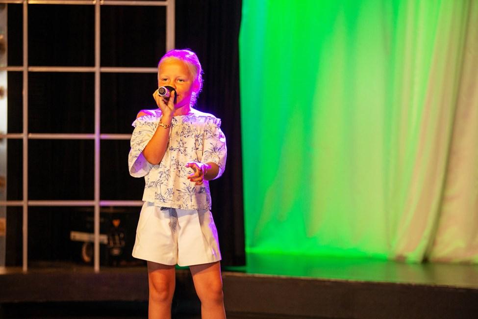 Teen Idol - sinulla on mahdollisuus päästä esiintymään ja laulamaan