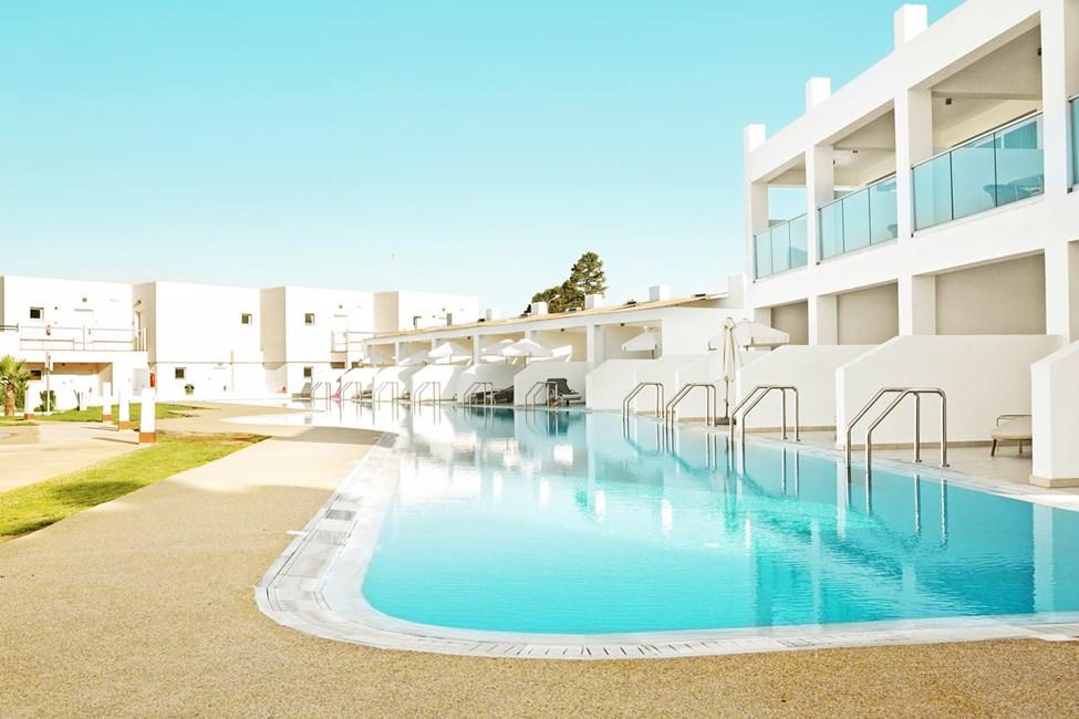 Prime Pool Suite, 1 huone, suurelta terassila pääsy yksityiseen, jaettuun altaaseen