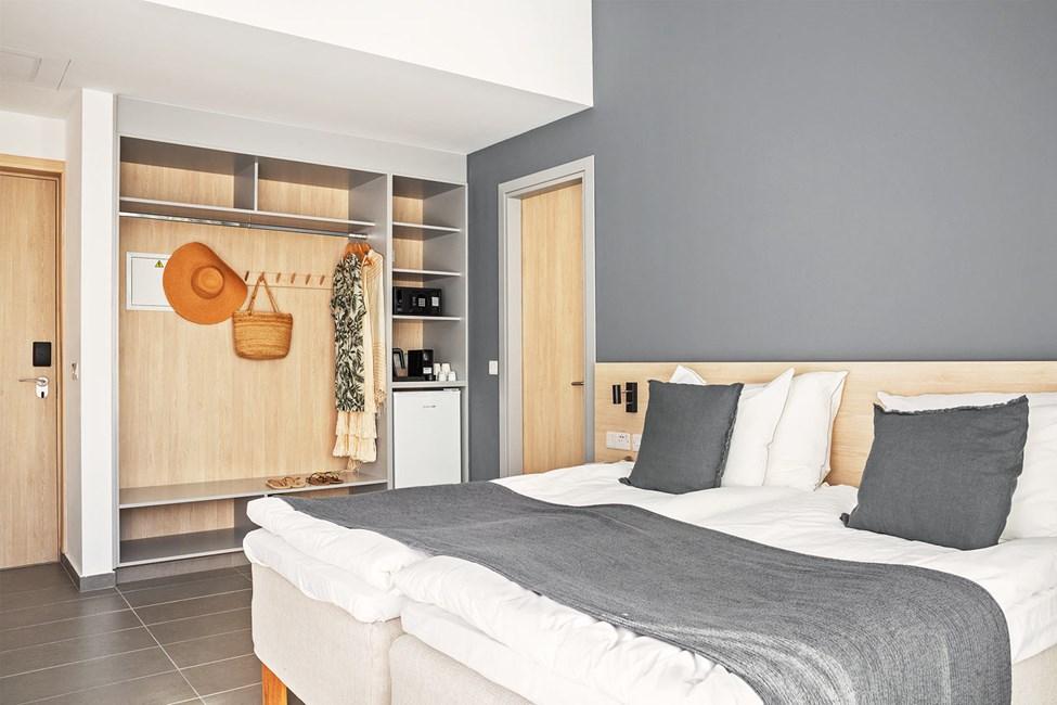 Classic Room - 1 huone, parveke ympäristön suuntaan