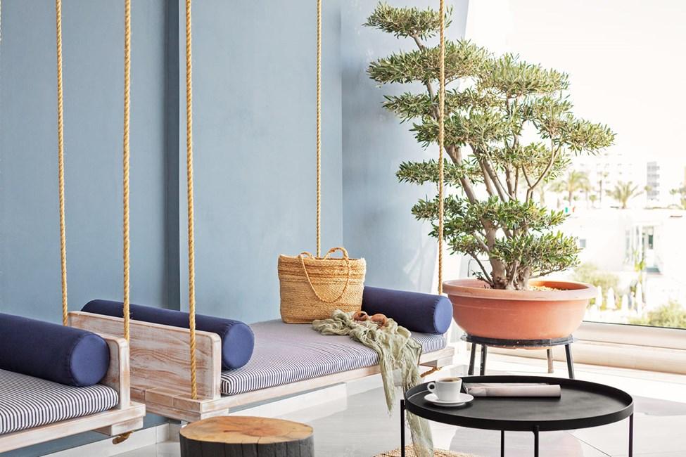 Lounge on hotellin sydän ja luonnollinen kokoontumispaikka