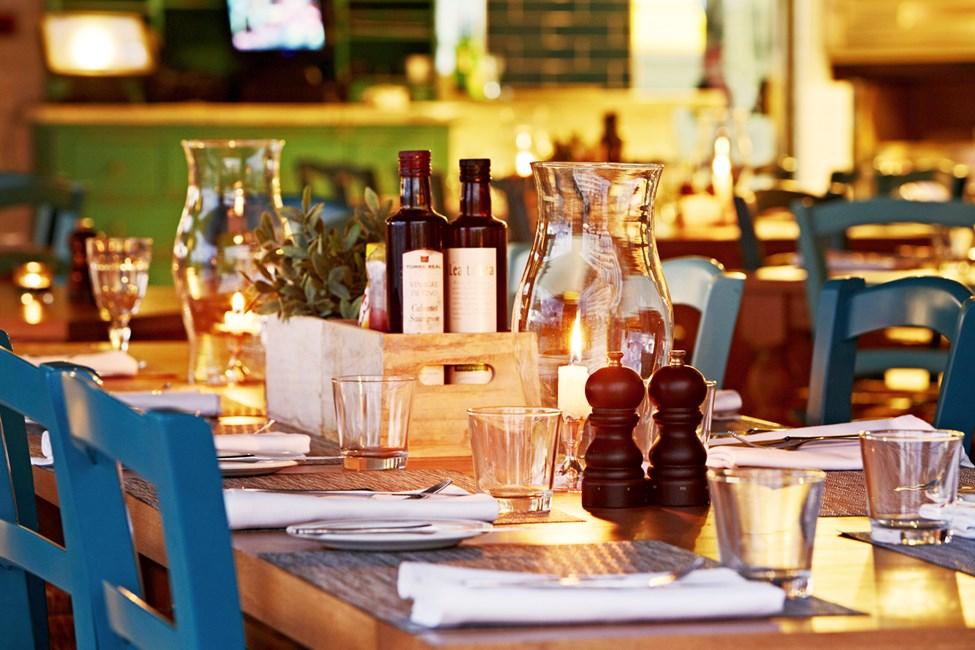 Miguel's Kitchen on hotellin viihtyisä perheravintola, jossa voit käydä syömässä sekä lounaan että illallisen