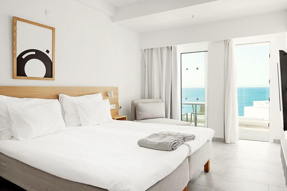 SMALL FAMILY - 1 huone, parveke ja merinäköala