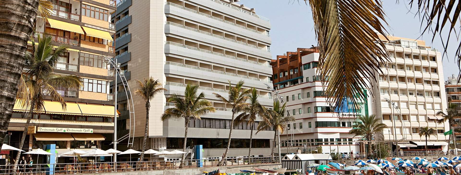 Hotelli Nh Imperial Playa Las Palmas Tjareborg
