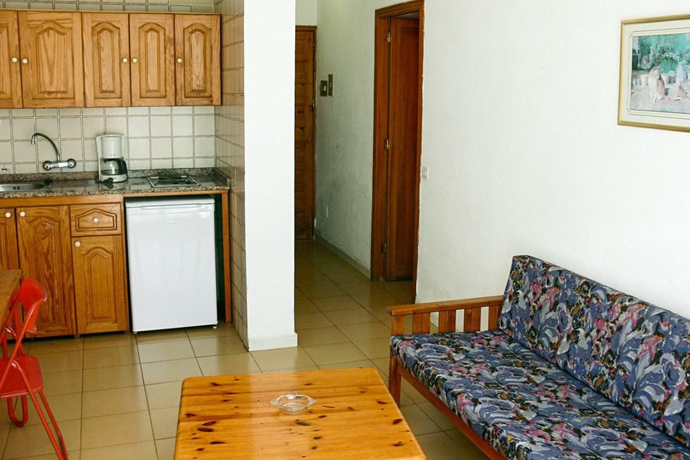 Kaksion olohuone