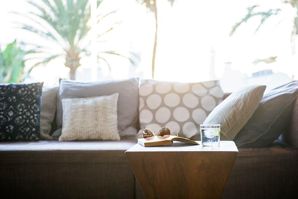 Nauti olostasi hotellin loungessa