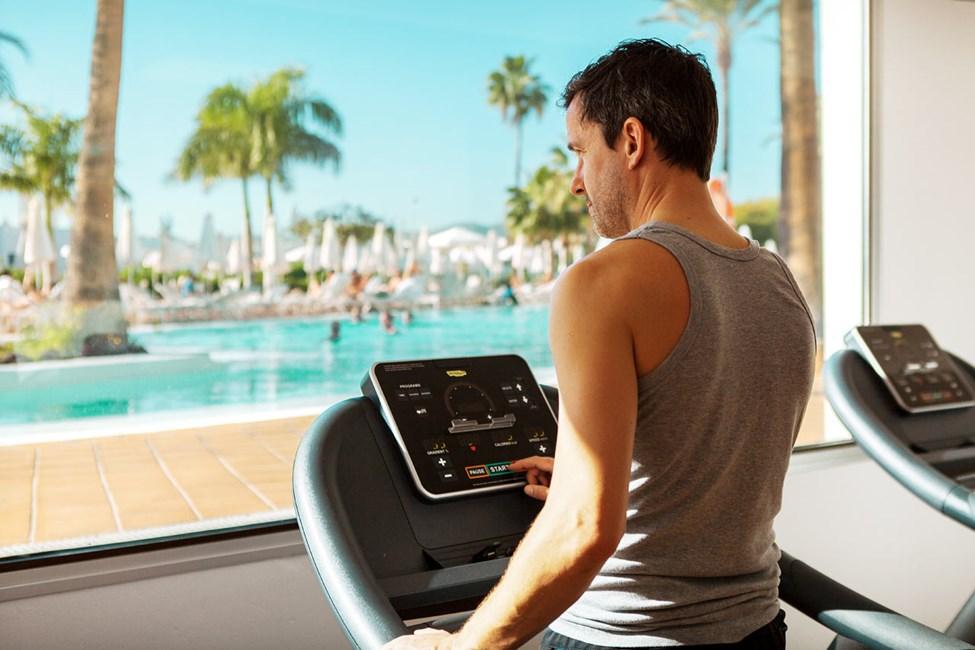 Juoksumatolla treenatessasi voit nauttia samalla näköaloista