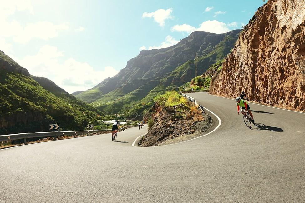 Yhdistä pyöräilyharjoittelu lomaasi