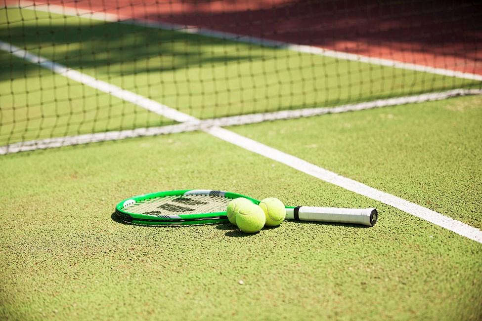 Täällä voit haastaa uudet ja vanhat kaverit pelaamaan tennistä kanssasi