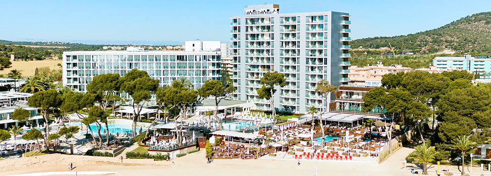 Melia South Beach, Palma Nova-Magaluf, Mallorca, Espanja