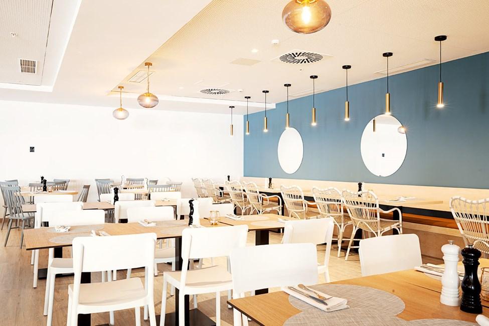 Princesa-rakennuksen ravintola