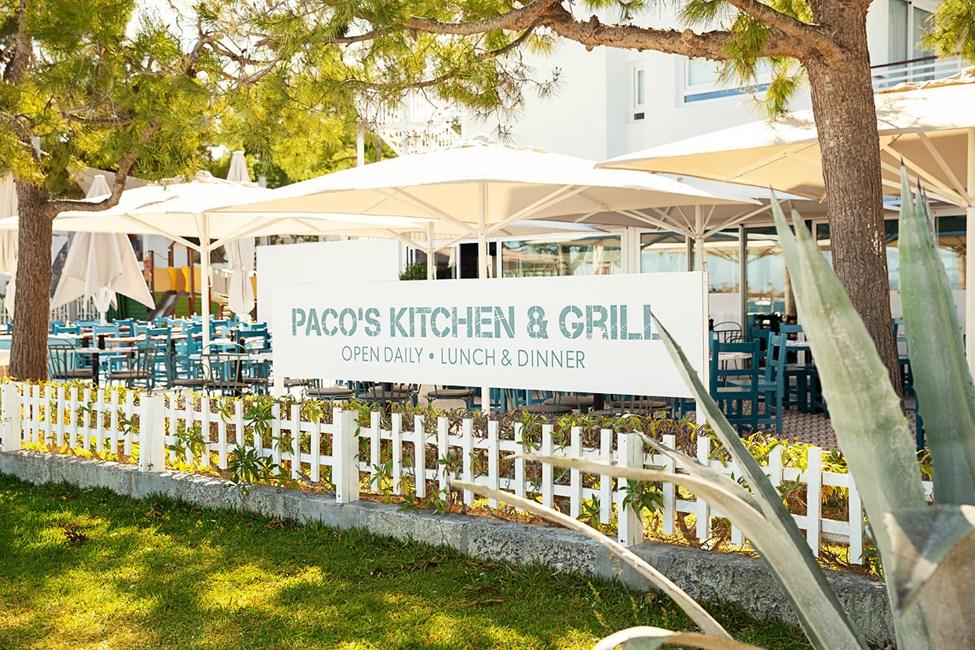 Paco's Kitchen Princesa-rakennuksessa
