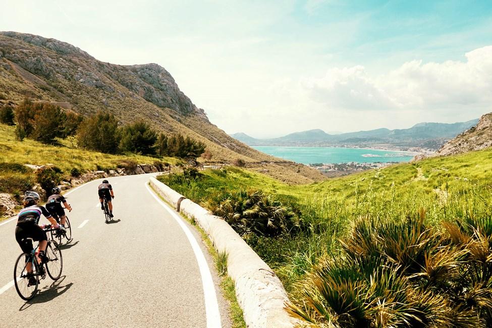 Jos pidät pyöräilystä, Mallorca on siinä tapauksessa todella hyvä valinta lomakohteeksesi.
