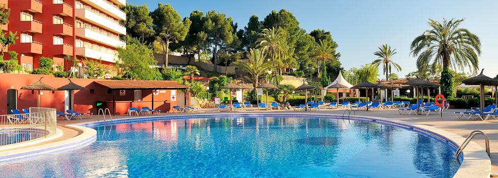 Sallés Hotel Marina Portals, Illetas, Mallorca, Espanja