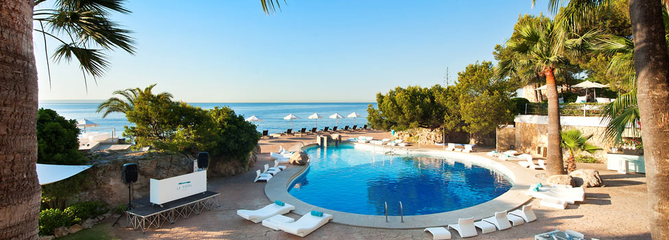 Gran Meliá de Mar, Illetas, Mallorca, Espanja