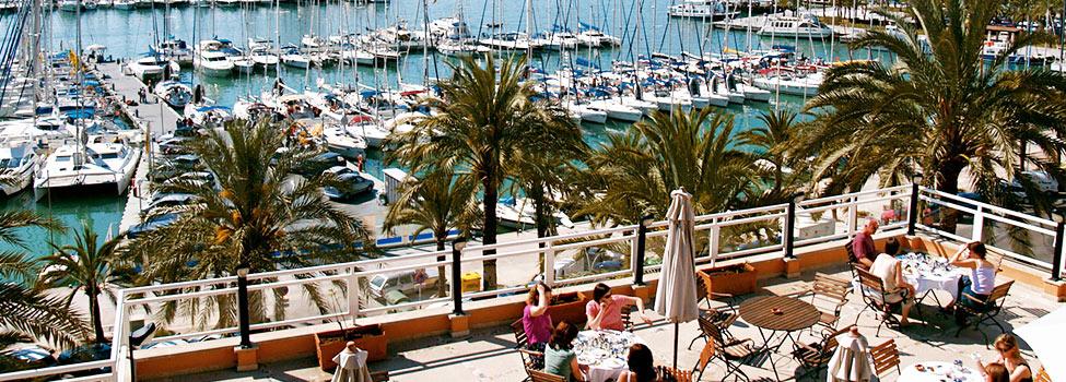 Mirador, Palma, Mallorca, Espanja