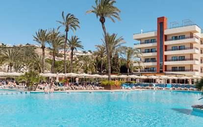 Hotelli Zafiro Rey Don Jaime Santa Ponsa Tjareborg