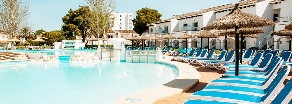 Sea Club, Alcudia, Mallorca, Espanja