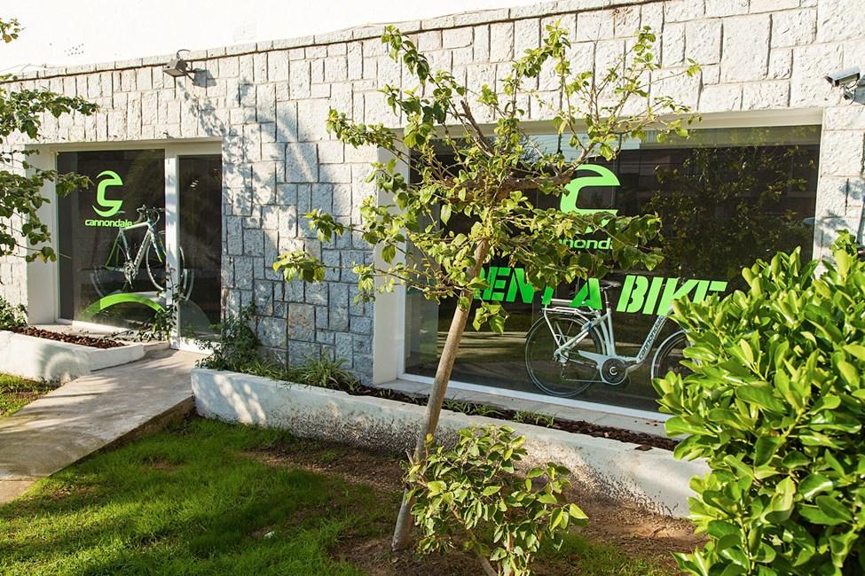 Vuokraa polkupyörä ja lähde tutustumaan lähiympäristöösi.