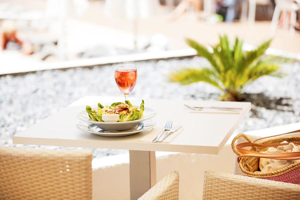 Sunprime Restaurant -ravintolassa on tarjolla sekä vanhoja että uusia suosikkiruokia