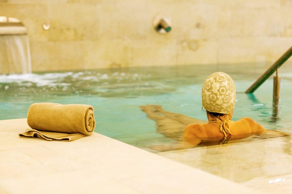 Hotellin Spa-osastolla valittavanasi on useita ihania hoitoja