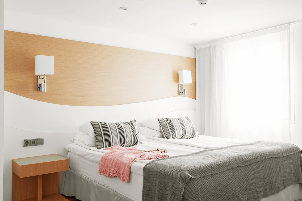 Prime Lounge Suite, iso parveke ja merinäköala