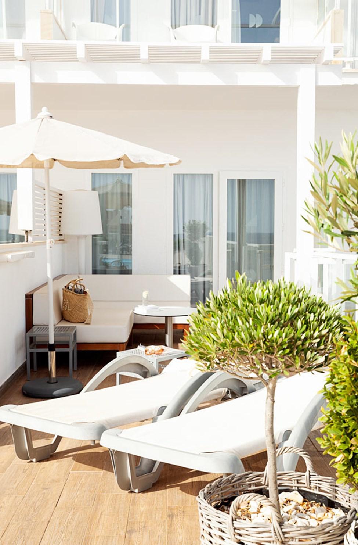Prime Rooftop Suite, 1 huone, iso terassi ja merinäköala