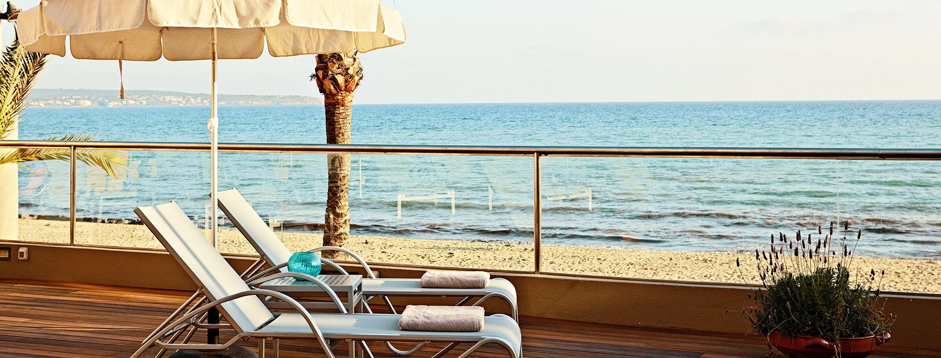Sunprime Palma Beach, Playa de Palma, Mallorca, Espanja