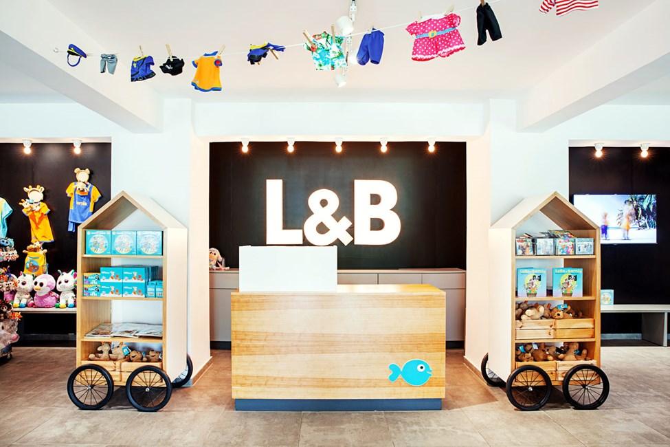 Tervetuloa uuteen Lollo & Bernie -kauppaan, josta sinä ja lapsesi löydätte kaikki haluamanne Lollo & Bernie -tuotteet.