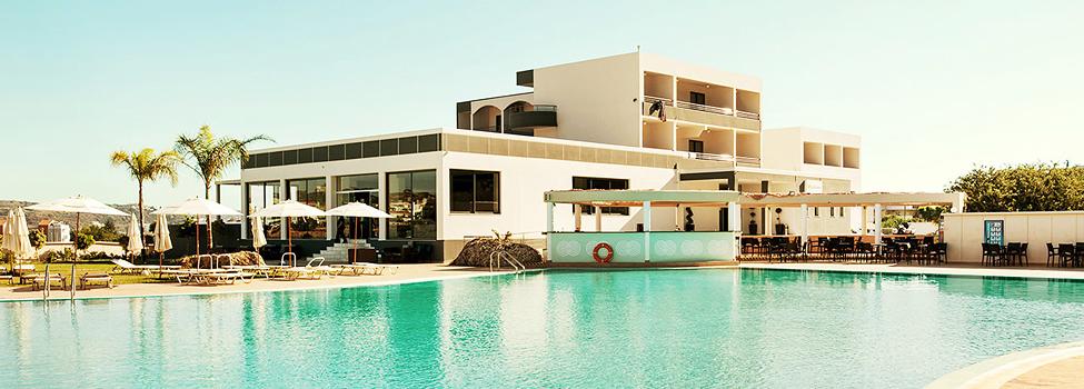 Evita Resort, Faliraki, Rodos, Kreikka