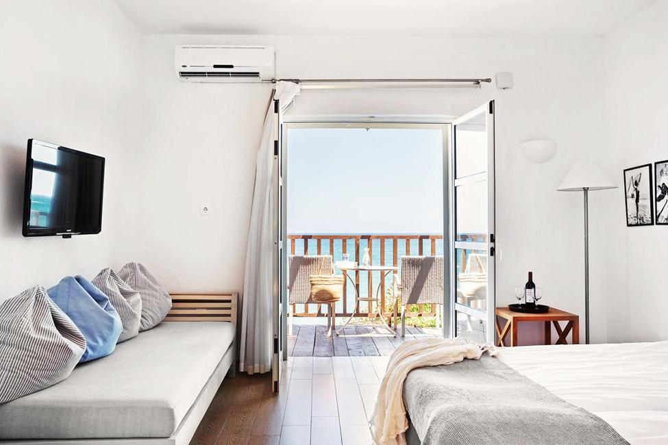 Classic Suite, 1 huone, parveke ja merinäköala