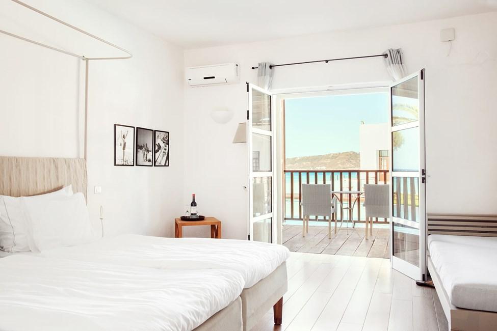 Classic Suite - 1 huone, parveke laguunille päin