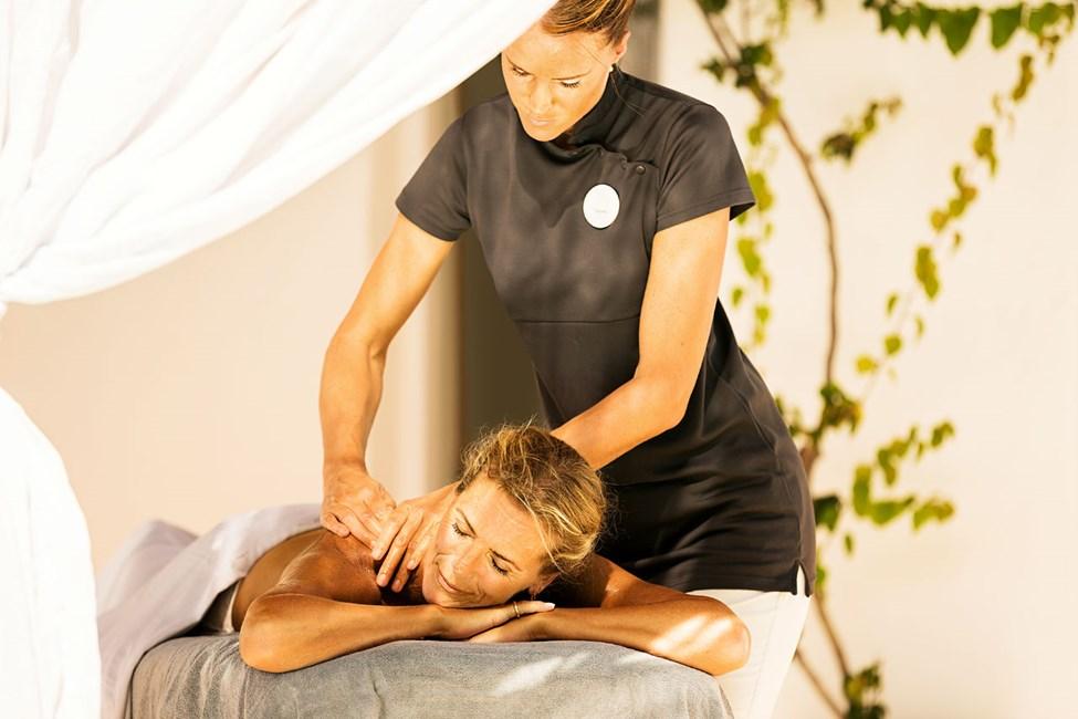 Nauti rentouttavasta hoidosta hotellin hienolla spa-osastolla