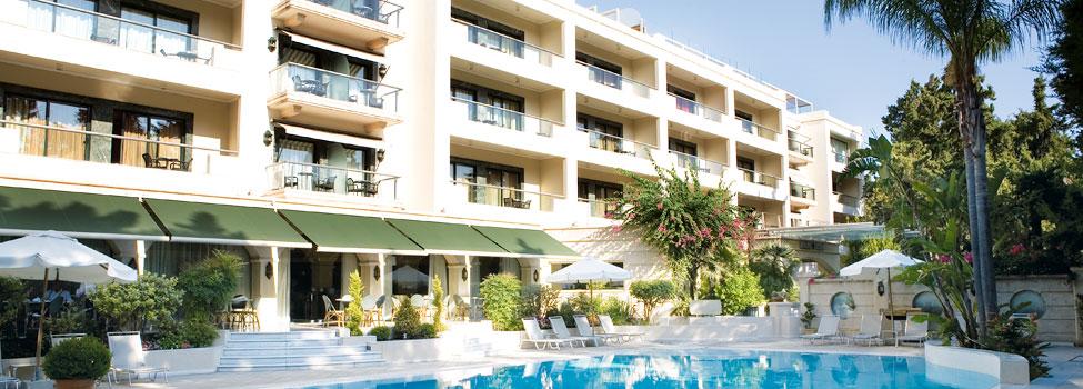 Rodos Park Suites & Spa Hotel, Rodoksen kaupunki, Rodos, Kreikka
