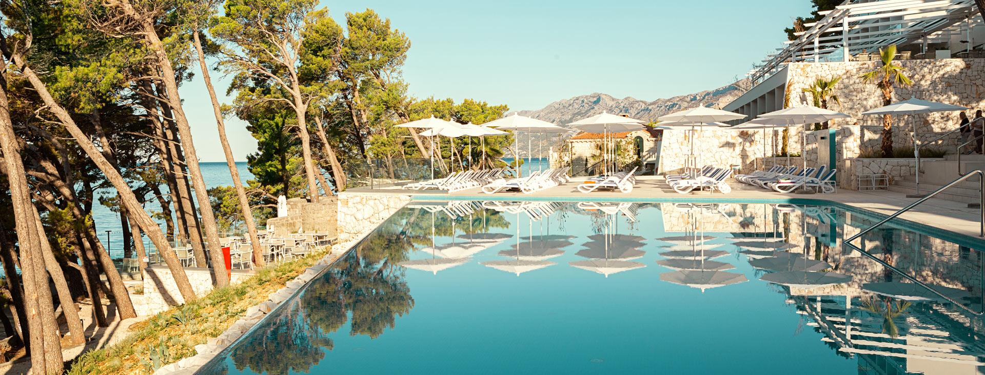 Bluesun Berulia, Brela, Makarska Riviera, Kroatia