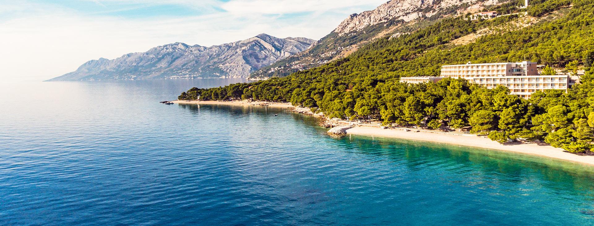 Bluesun Marina, Brela, Makarska Riviera, Kroatia