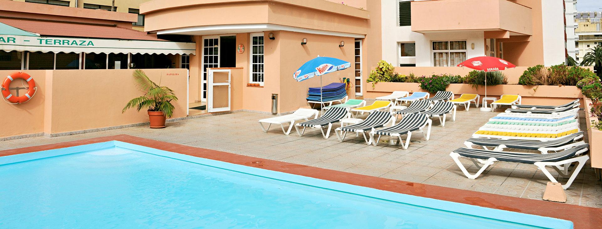 Apartamentos Alta, Puerto de la Cruz, Teneriffa, Kanariansaaret