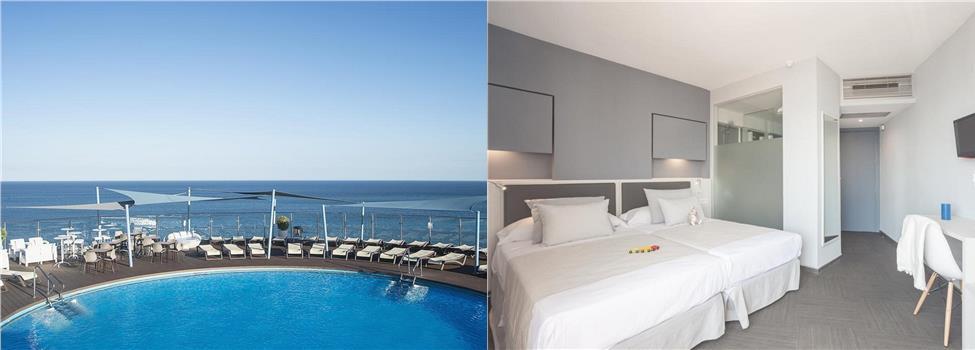 Pierre Vacances El Puerto Hotel, Fuengirola, Costa del Sol, Espanja