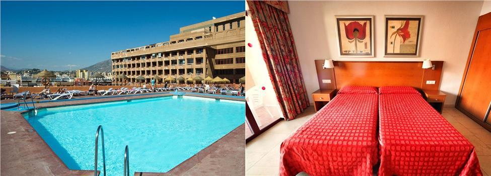 Las Palmeras Hotel, Fuengirola, Costa del Sol, Espanja
