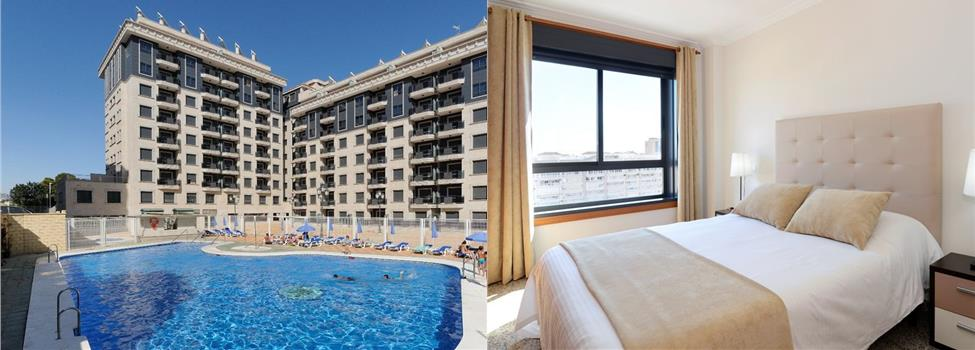 Nuriasol Apartments, Fuengirola, Costa del Sol, Espanja