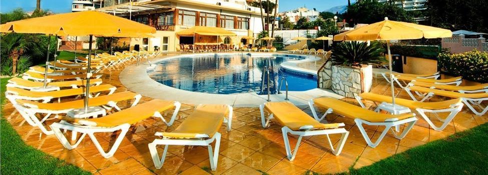 Monarque Torreblanca Hotel, Fuengirola, Costa del Sol, Espanja