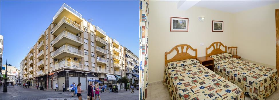 Avenida Apartments, Benidorm, Costa Blanca, Espanja