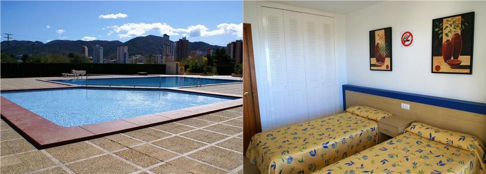 Paraiso 10 Apartments Marvill, Benidorm, Costa Blanca, Espanja