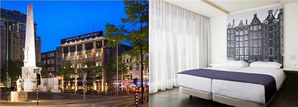 NH Collection Amsterdam Grand Hotel Krasnapolsky, Amsterdam, Hollanti